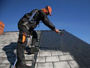 imperméabilisation de toiture