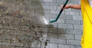 méthodes de nettoyage de toiture