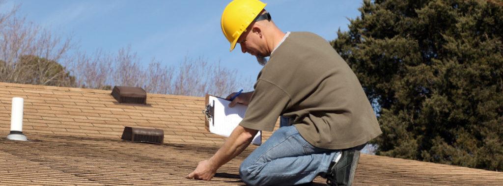 nettoyage d'un toit