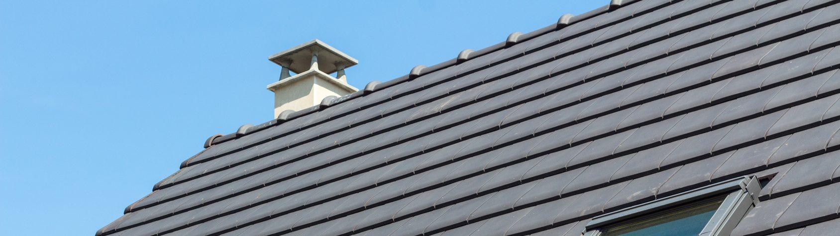 nettoyage d'une toiture