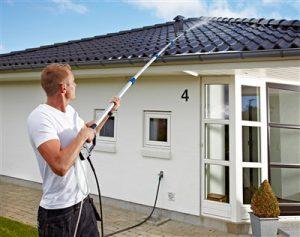 nettoyer son toit soi-même